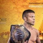 Toni Tauru ONE Championship -titteliottelussa