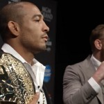 Aldo vastaan McGregor joulukuun 12. päivä Las Vegasissa