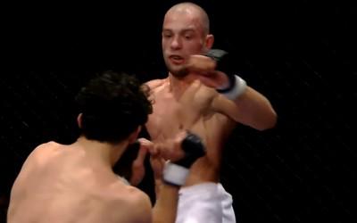 Anton Kuivanen saa marraskuun Cage-illassa vastaansa Thibault Goutin