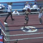 Maria Singhille potkunyrkkeilyn MM-hopeaa