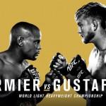Gustafssonilla toinen mahdollisuus UFC-mestaruuteen