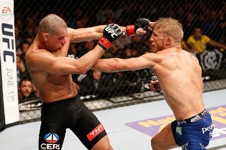 Epäonnistuneet painonpudotukset UFC:ssä