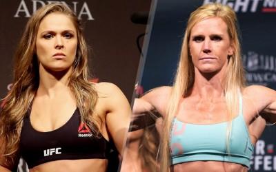 UFC 193: Jättiläiset kaatuvat