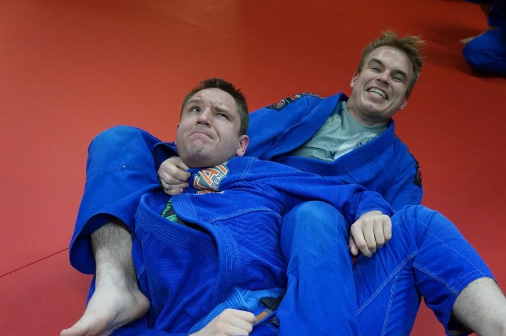 BJJ treeneistä: Tomi ja Joonas