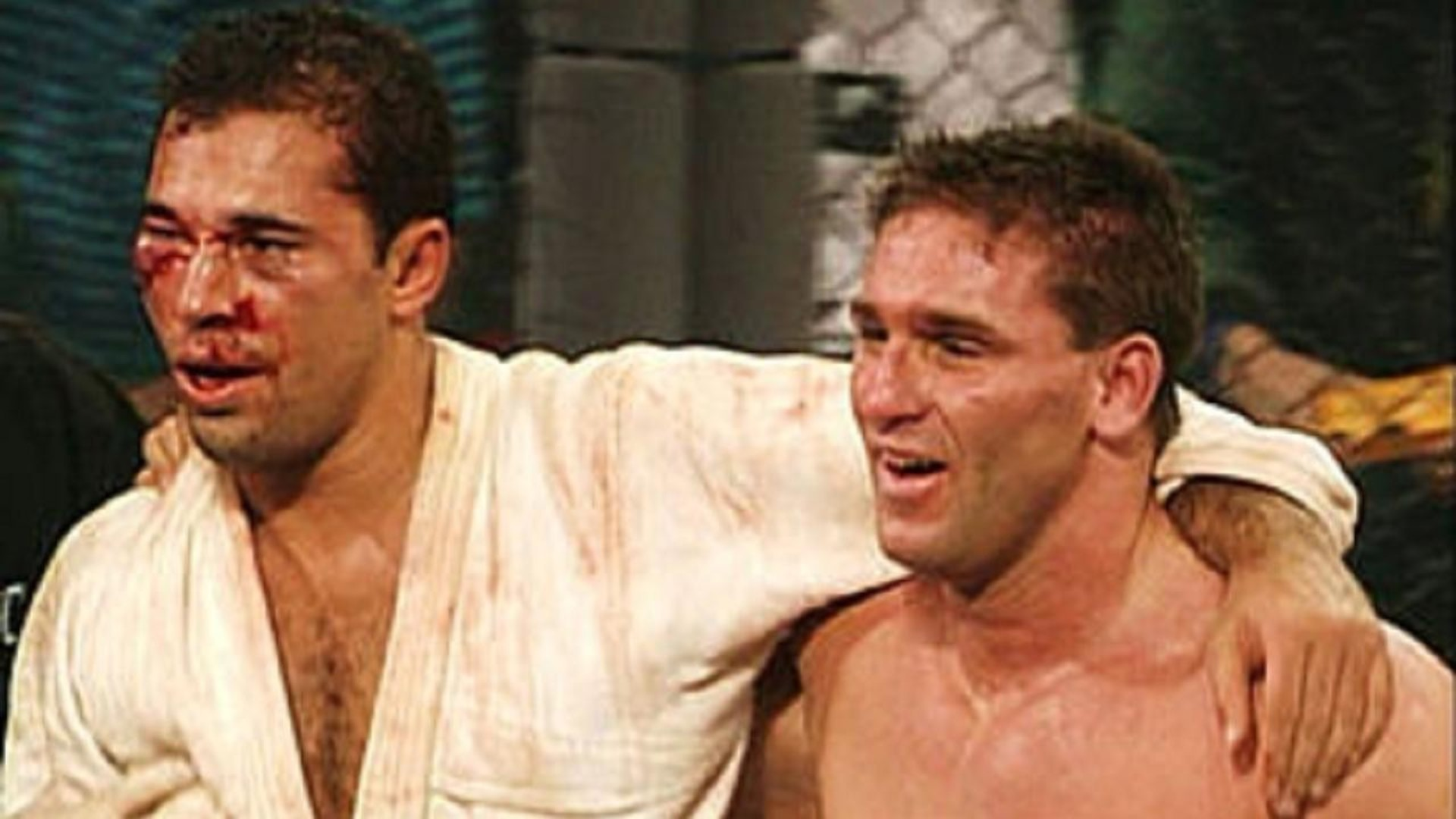 Royce Gracie vs. Ken Shamrock Bellator 149:ssä