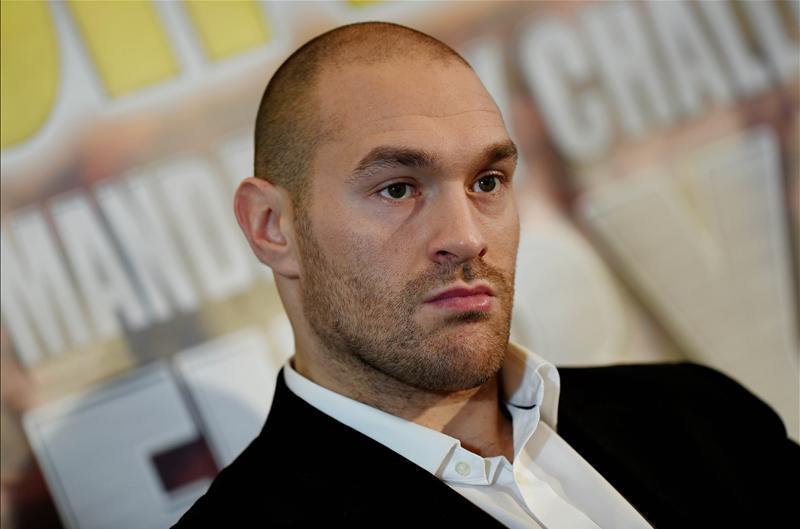 Tyson Fury haluaa otella UFC-mestaria vastaan
