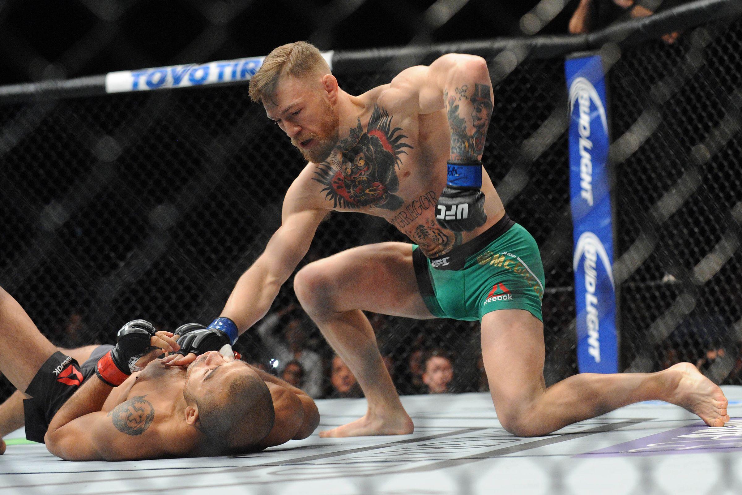 UFC 194 laittoi ennätystenkirjan numerot uusiksi