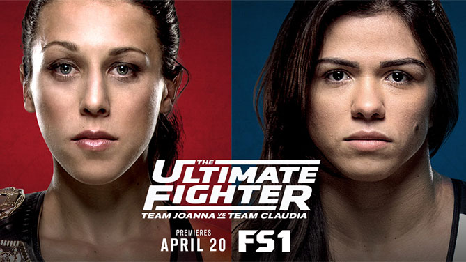 TUF 23: Team Joanna vs. Team Claudia