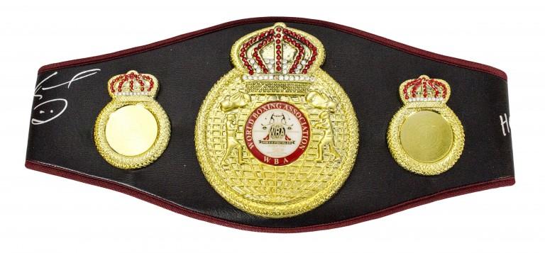 Nyrkkeilyn WBA-liitto alkaa karsia mestareitaan