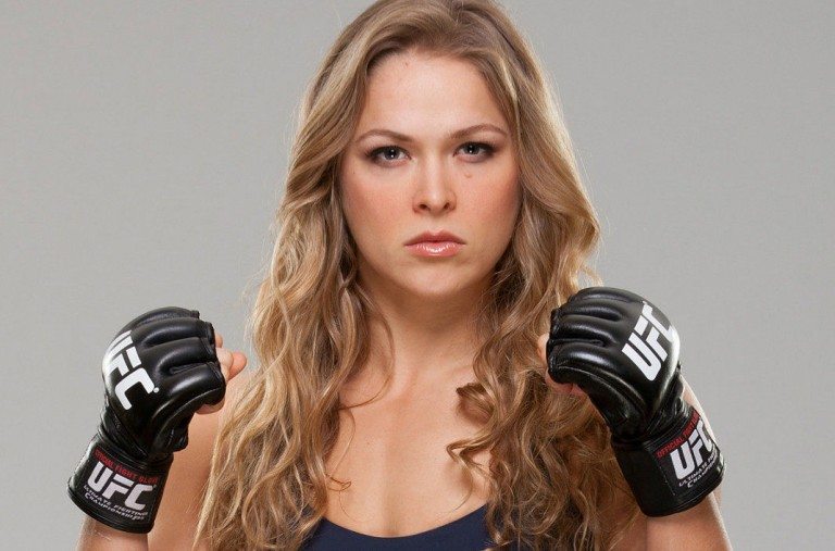 Ronda Rousey aikoo otella vielä tänä vuonna