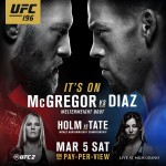 UFC 196: McGregor v. Nate Diaz