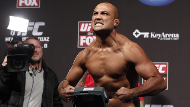BJ Penn palaa UFC-häkkiin