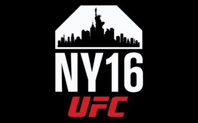 UFC rantautuu New Yorkiin marraskuussa