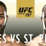 UFC 197: Jon Jones vs. Ovince Saint Preux
