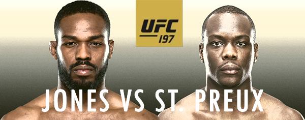 UFC197