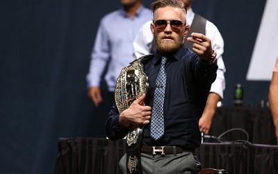 Conor McGregor jatkaa uraansa