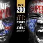 UFC 200: Jon Jones vs. Daniel Cormier II