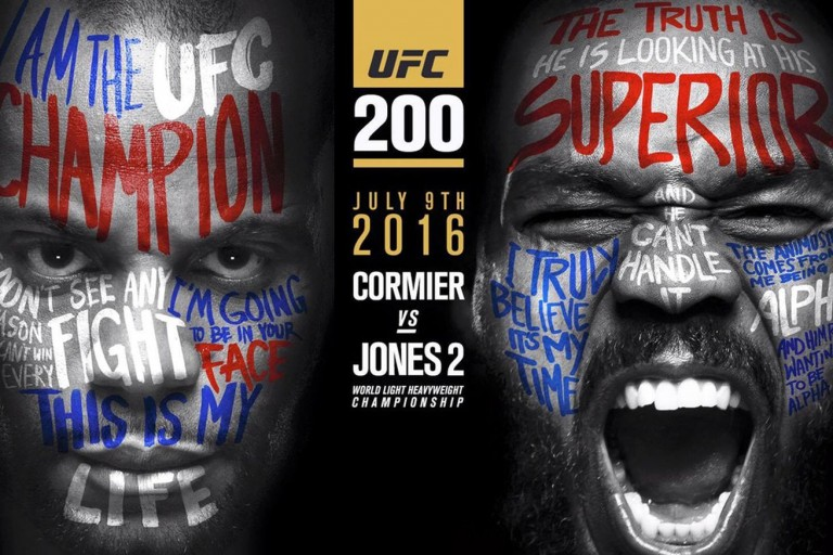 UFC 200: Jon Jones vs. Daniel Cormier II