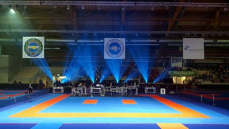 Seuraa ITF Taekwon-Don EM-kilpailuja Periscopesta