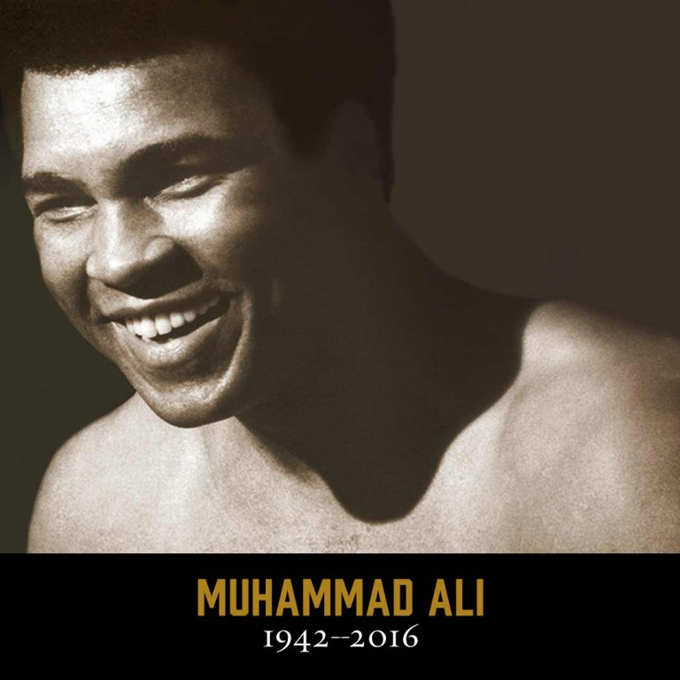 Muhammad Ali on kuollut
