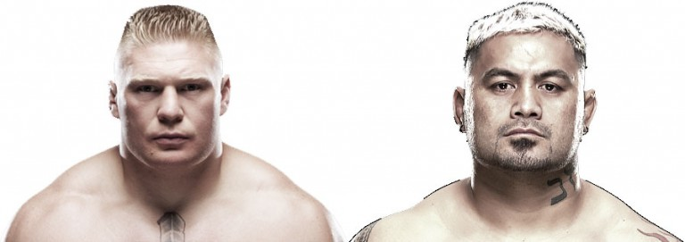 UFC 200: Lesnar vs. Hunt
