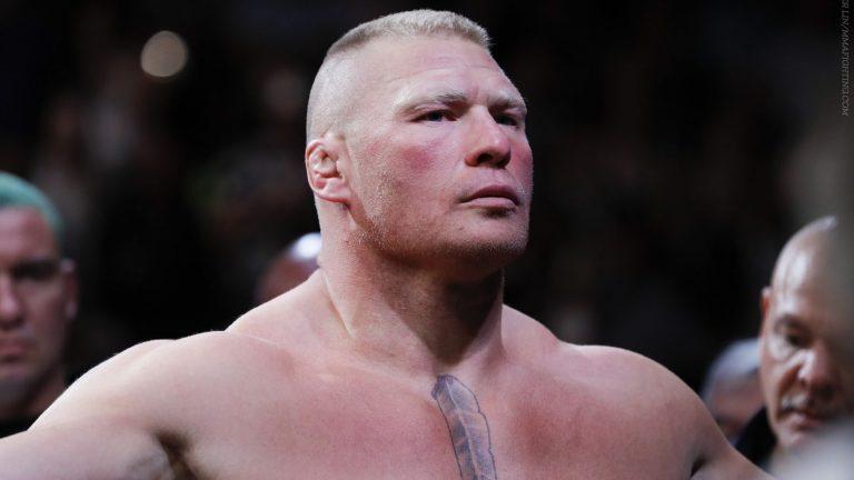 Käry kävi – Brock Lesnar USADA:n haaviin