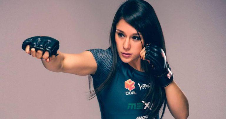 Alexa Grasso debytoi UFC:ssä