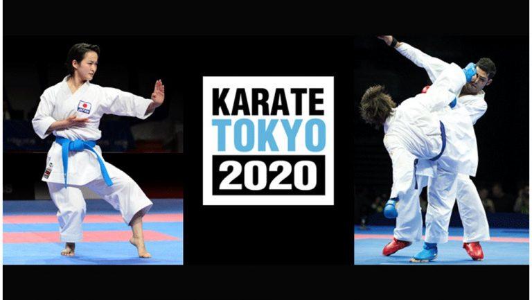 Karate Tokion 2020 Olympialaisiin