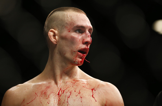 Rory MacDonald Bellatoriin