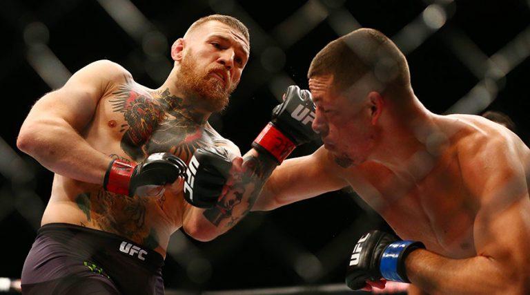 McGregor tasasi otteluvoitot UFC 202:ssa