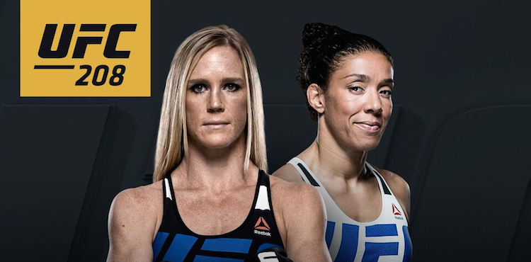 UFC:n uusin painoluokka: naisten höyhensarja