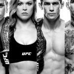 UFC 207 ja kääpiösarjojen mestarit