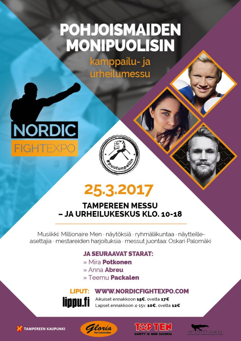 Nordic Fight Expo 2017