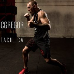 Conor McGregor CrossFit-kilpailijaksi