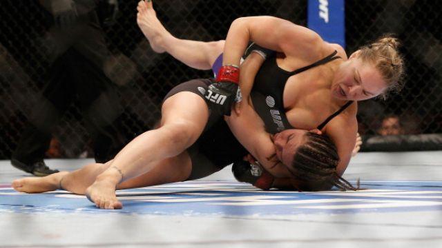TOP 5 taistelulajit UFC:ssä