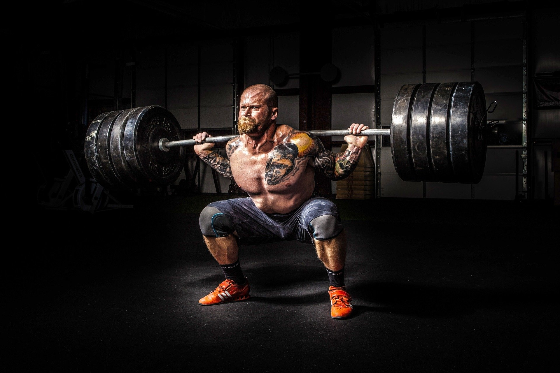 Haluatko isommat lihakset? Näin se onnistuu!