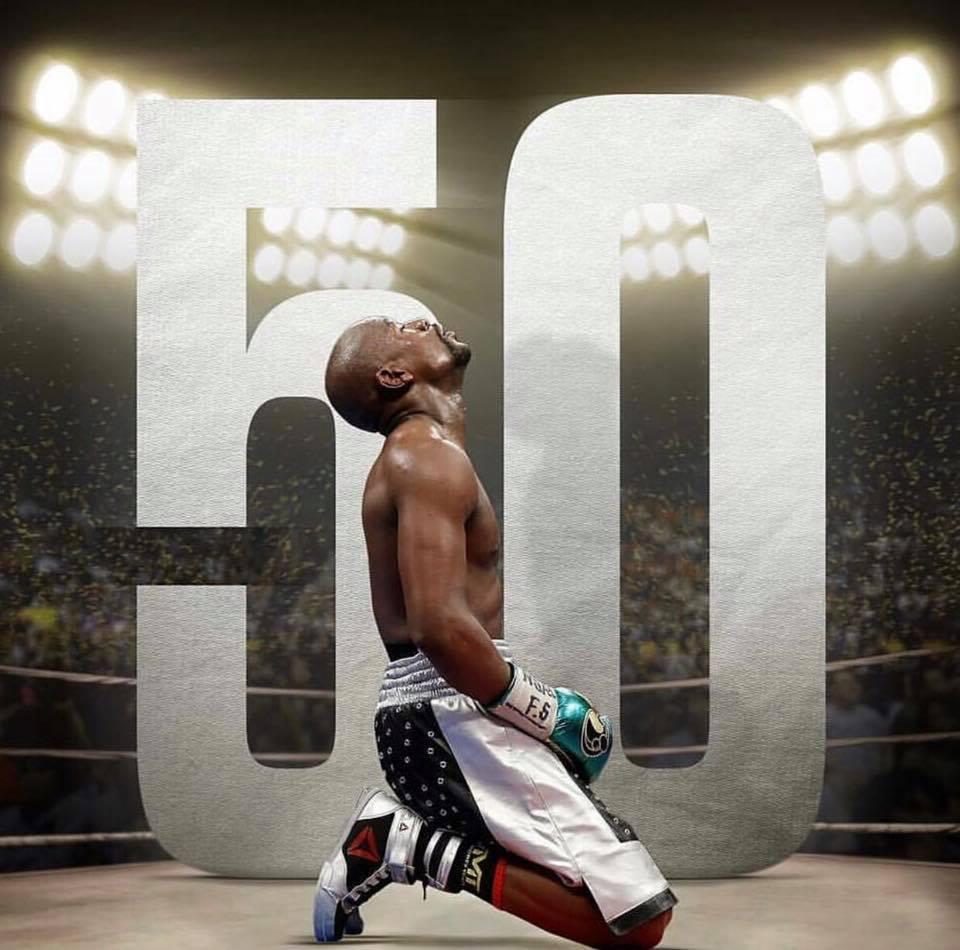 Floyd Mayweather – kaikkien aikojen nyrkkeilijä