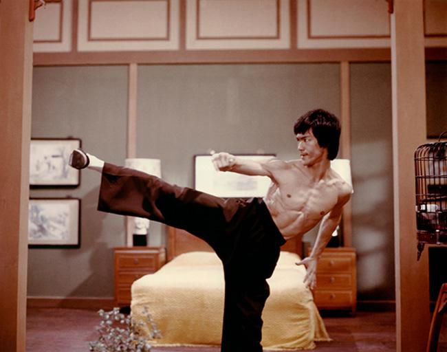 Bruce Lee videopeleissä